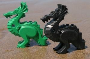 Lego dragons Bigbury
