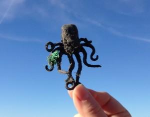 Lego octopus Terena